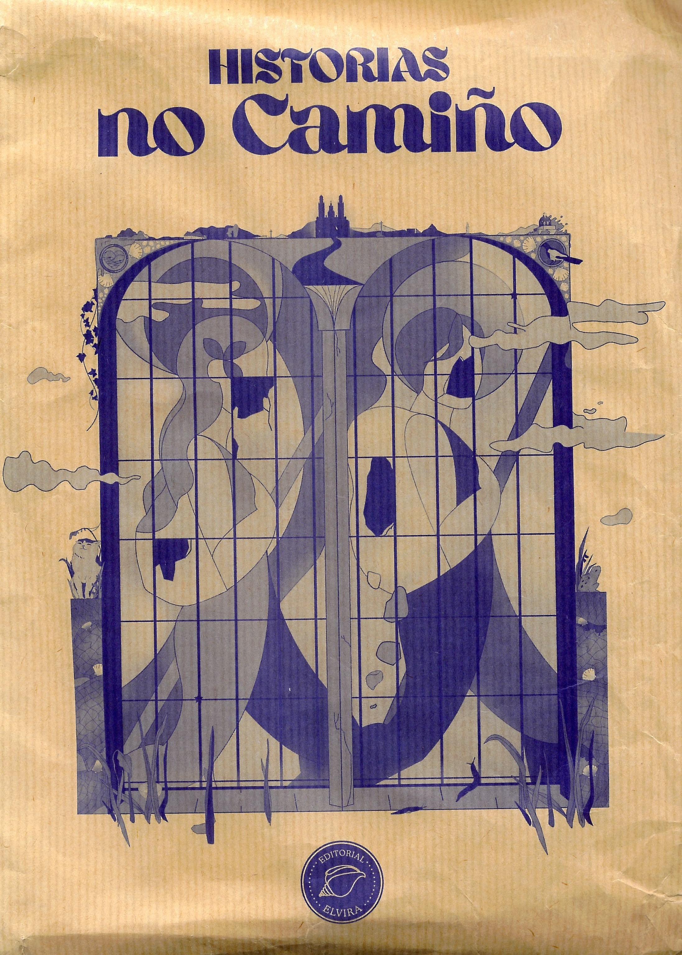 HSTORIAS NO CAMIÑO (BOLSA LIBRO+ AGASALLOS)