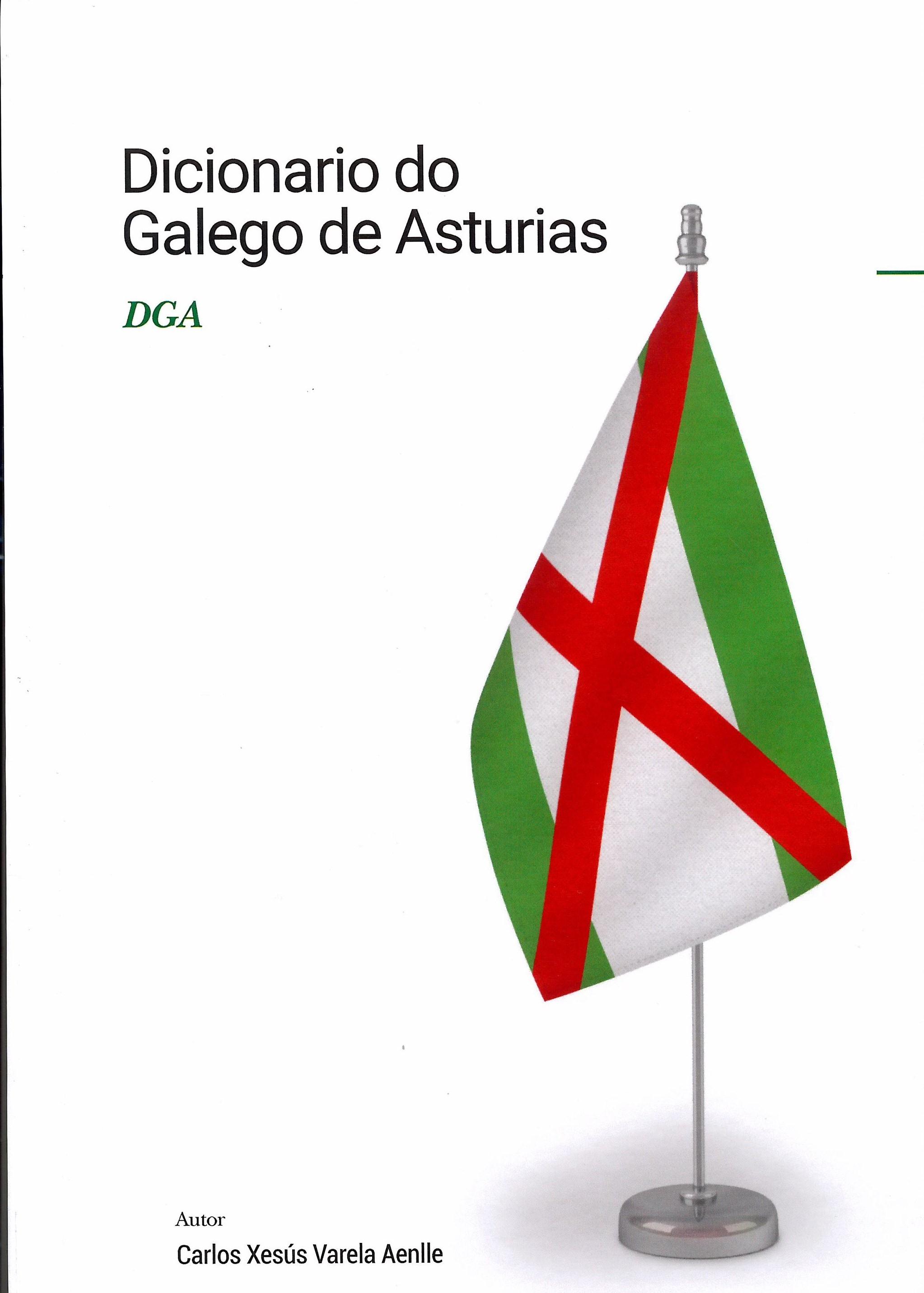 DICIONARIO DO GALEGO DE ASTURIAS